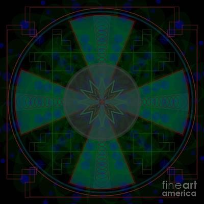 Digital Art - Iona 2012 by Kathryn Strick