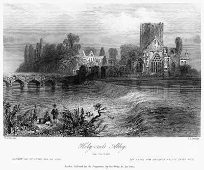 Photograph - Ireland: Holy Cross Abbey by Granger