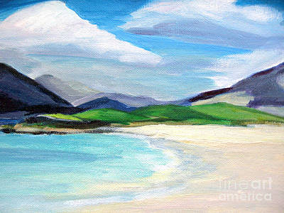 Painting - Ireland by Lisa Dionne
