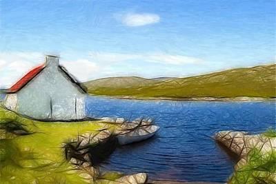 Irelands Beauty Print by Steve K