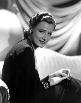 Irene Dunne, Paramount Pictures, 1939 Art Print by Everett