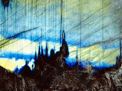 Labradorite Photograph - Iridescence In Labradorite Rock by Dirk Wiersma
