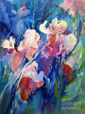 Iris Flower Paintings Page 28 Of 79 Pixels