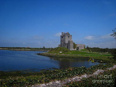 Photograph - Irish Castle by Bonnie Myszka