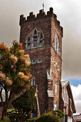 Photograph - Irish Church by Edward Peterson