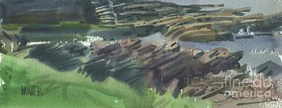 Painting - Irish Coast by Donald Maier