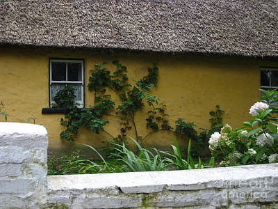 Photograph - Irish Cottage by Bonnie Myszka
