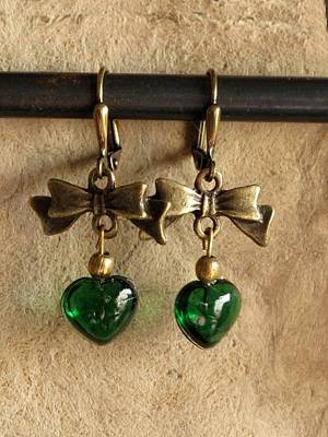 Irish Hearts Original by Jan Brieger-Scranton