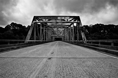 Iron Bridge Mississippi Print by Bryan Burch