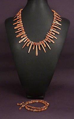Copper Bracelet Jewelry - Isla Brava Set - View 2 by Marta Eagle