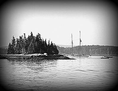 Photograph - Island Heritage by Doug Mills