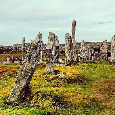 Landscapes Wall Art - Photograph - Isle Of Lewis by Luisa Azzolini