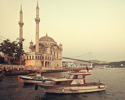 Marble Mosaic Photograph - Istanbul by Ilker Goksen