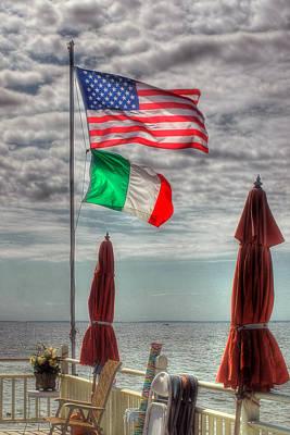 Photograph - Italian American by Joann Vitali