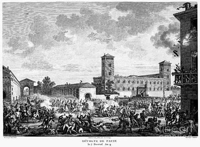 Italian Campaign, 1796 Print by Granger