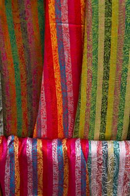 Photograph - Italian Fabrics 2 by Roger Mullenhour