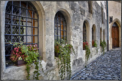 Planter Wall Art - Photograph - Italian Treasury by Joan Carroll