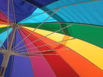 Art Print featuring the photograph It's A Rainbow by David Pantuso