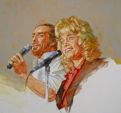 Its Country - 9 Lee Greenwood Barbara Mandrell Original by Cliff Spohn