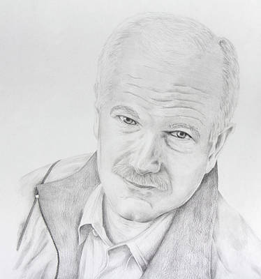 Jack Layton Original by Daniel Young