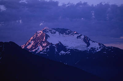 Kerouac Photograph - Jack Peak In North Cascades by David Pluth