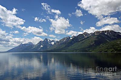 Photograph - Jackson Lake by Shawn Naranjo