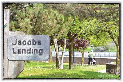 Photograph - Jacobs Landing by Traci Cottingham