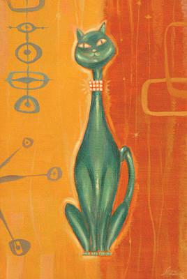 Jade Kitty's Bling Original by Shawn Shea