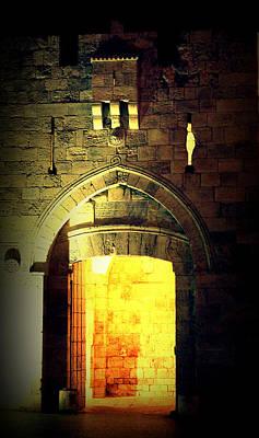 Photograph - Jaffagate by Amr Miqdadi