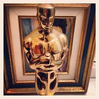 Oscars Photograph - J'ai Rencontré #oscar #sfr by Cyril Attias