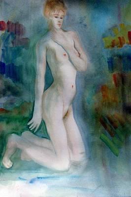 Painting - Jaime by Scott Cumming