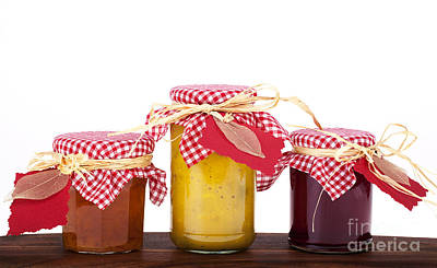 Merchandise Photograph - Jam Jelly And Pickle by Jane Rix