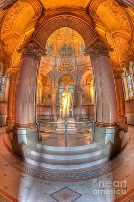 Cleveland Ohio Photograph - James A. Garfield Monument IIi by Clarence Holmes