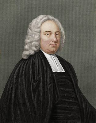 James Bradley, British Astronomer Art Print