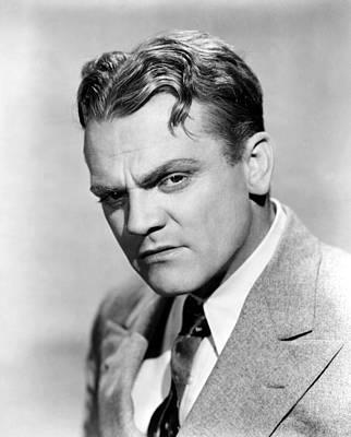 Lapel Photograph - James Cagney, Portrait, 1930s by Everett