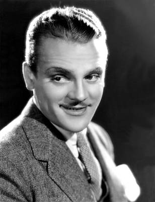 James Cagney, Warner Brothers, 4535 Art Print by Everett