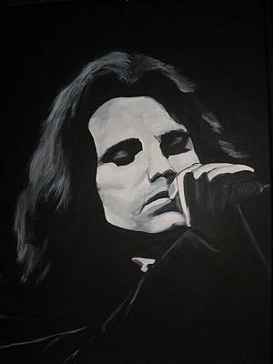 Painting - James Douglas Morrison by Rock Rivard