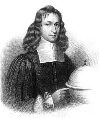 James Gregory, Scottish Mathematician Print by Science Source