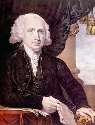James Madison 1751-1836, U.s. President Art Print by Everett