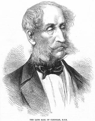 James T. Brudenell Art Print by Granger