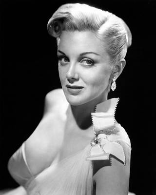 Jan Sterling Photograph - Jan Sterling, 1953 by Everett