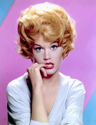 Publicity Shot Photograph - Jane Fonda, C. Early 1960s by Everett