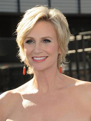 Jane Lynch At Arrivals For 2011 Vh1 Do Art Print