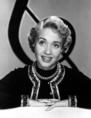Jane Powell, Mgm, Early 1950s Art Print by Everett