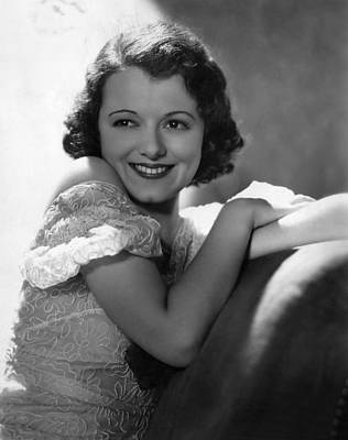 Gaynor Photograph - Janet Gaynor, Early 1930s by Everett