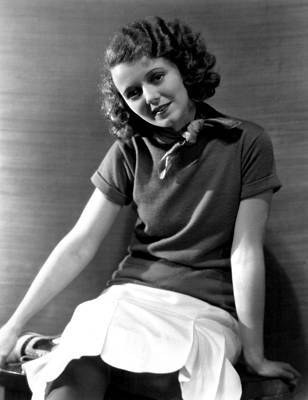 Janet Gaynor, Fox Film Corp, 1931 Art Print by Everett