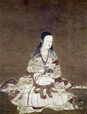 Photograph - Japan: Portrait, C1575 by Granger