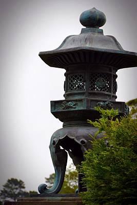 Photograph - Japaneese Lantern by Usha P