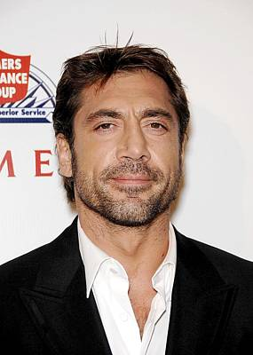 Film Festival Premiere Screening Photograph - Javier Bardem At Arrivals For Love In by Everett