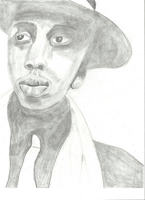 Jay Z Drawing - Jay Z by Gary Miller